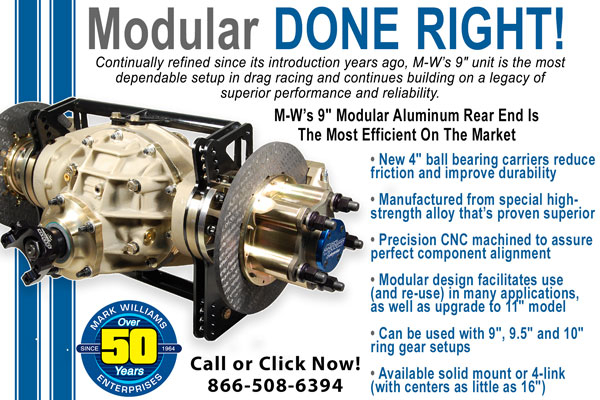 Mark Williams Modulars