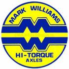 Decal, MW Axle, Round