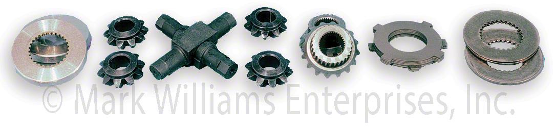 Powr-Lok™ Rebuild Kit for Dana 60™ - Mark Williams Enterprises, Inc